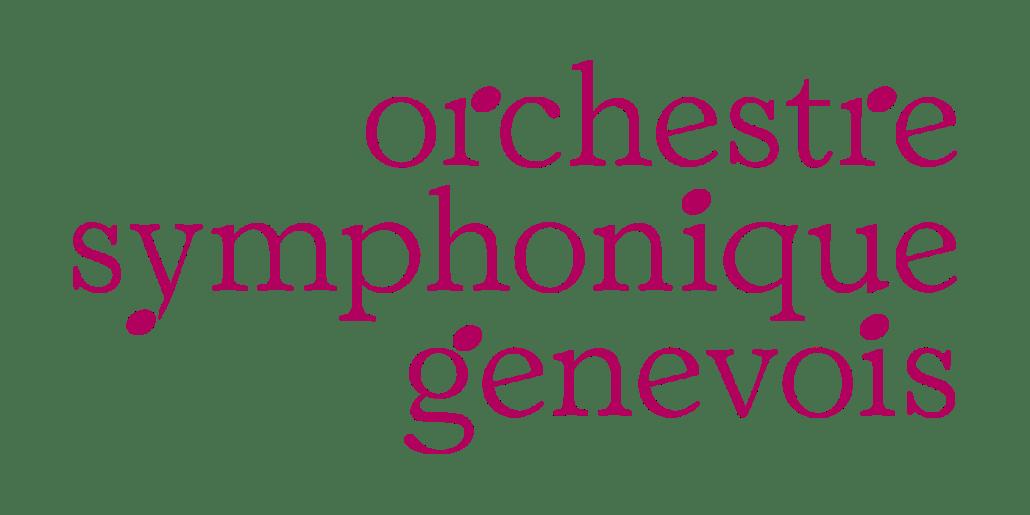 Logo for Orchestre Symphonique Genevois