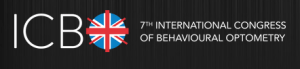 International Congress of Behavioural Optometry  ICBO    Home