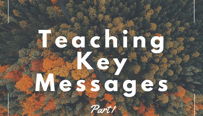 How to Teach Key Messages to PR and Marketing Students: Activity Included