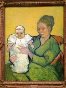 Van Gogh at arms length. HOLY SHIT!