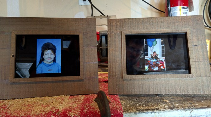 DIY Digital Photo Frame
