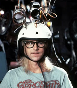 Garth waynes world cameras