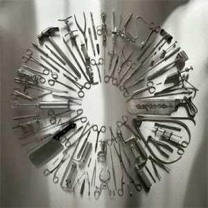 carcass surgical steel album cover