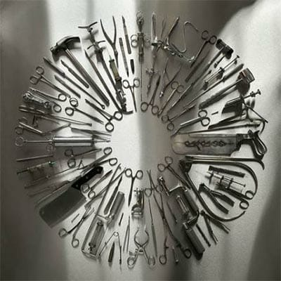 Surgical Steel Up Your Ass: Reviewin' The New Carcass Album