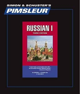 """Review: Pimsleur """"Speak & Read Essential Russian I"""""""