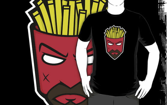 Frylock Aqua Teen Hunger Force T-Shirt