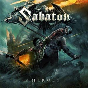 Sabaton Heroes Album Cover