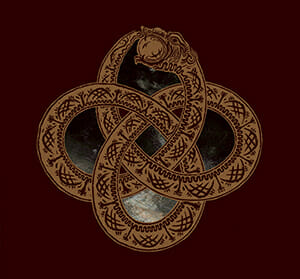 agalloch the serpent and the sphere album cover