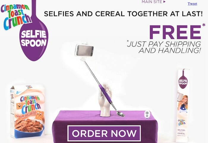 Product Review: The Selfie Spoon