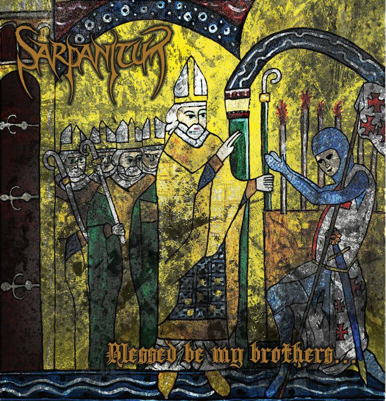 Sarpanitum Blessed Be My Brothers Album Art