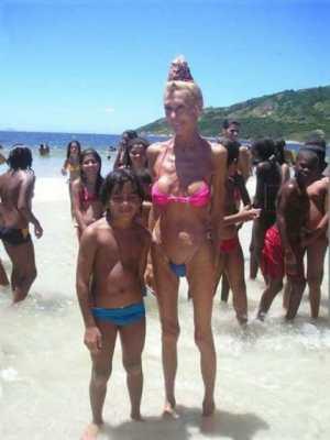 sexy grandma fucks grandson on the beach
