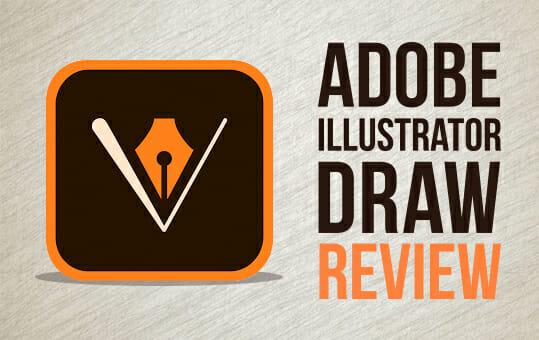 Adobe illustrator draw review