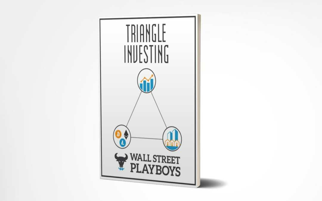 Triangle Investing by Wall Street Playboys Book Cover