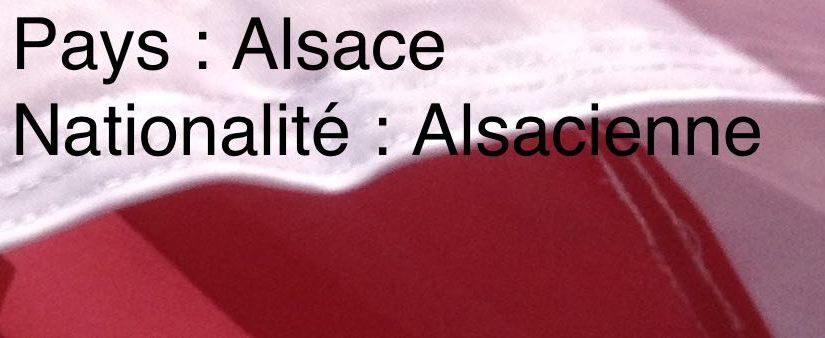 Et si l'Alsace devenait un vrai pays ?