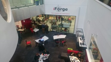 iForge from above