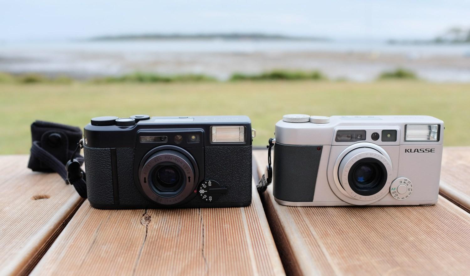 Fujifilm Klasse vs Fujifilm Klasse S: two premium compact