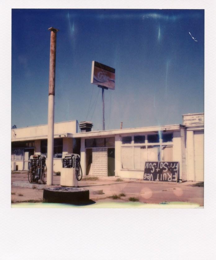 Polaroid SX-70 images