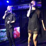 Ovi and Paula Seling at EuroStarz in Concert 2018