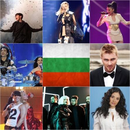 Top Eurovision entries from Bulgaria