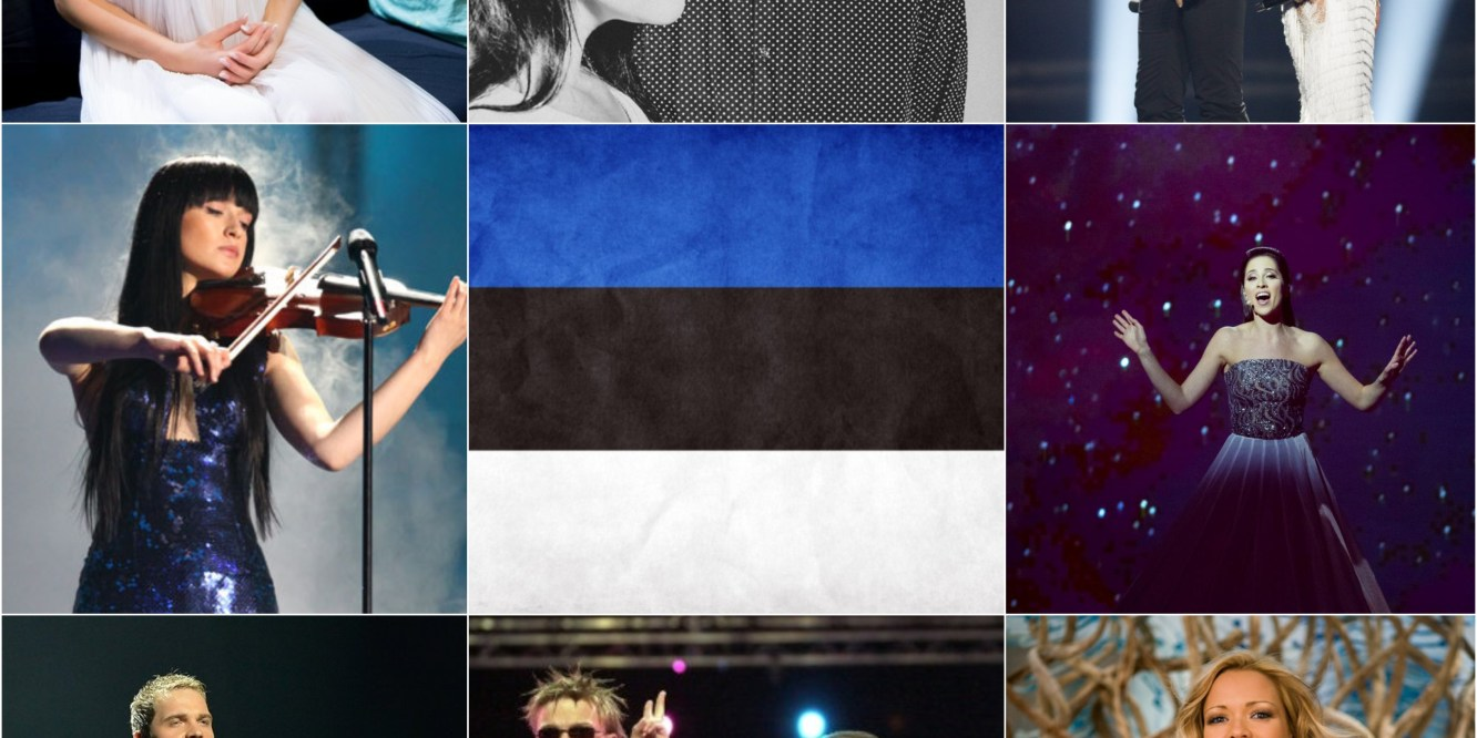 Top Eurovision entries from Estonia