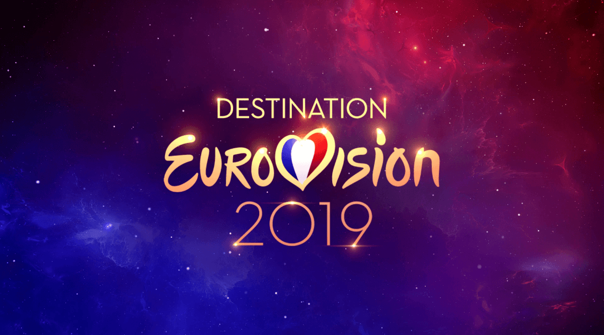 Destination Eurovision 2019 logo