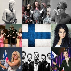 Top 5 Eurovision entries of Finland
