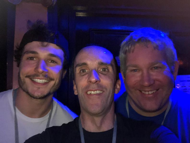 Matt loves Eurovision with Miki