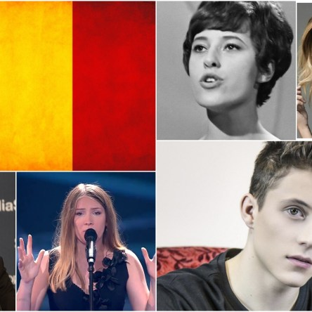 Top 5 Eurovision songs from Belgium