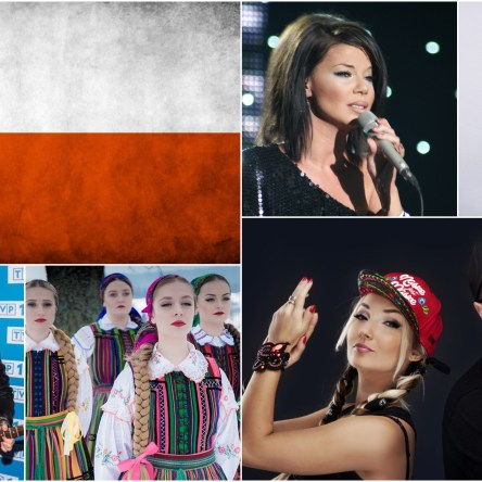 Top 5 Eurovision songs from Poland