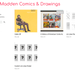 My art store is open for business