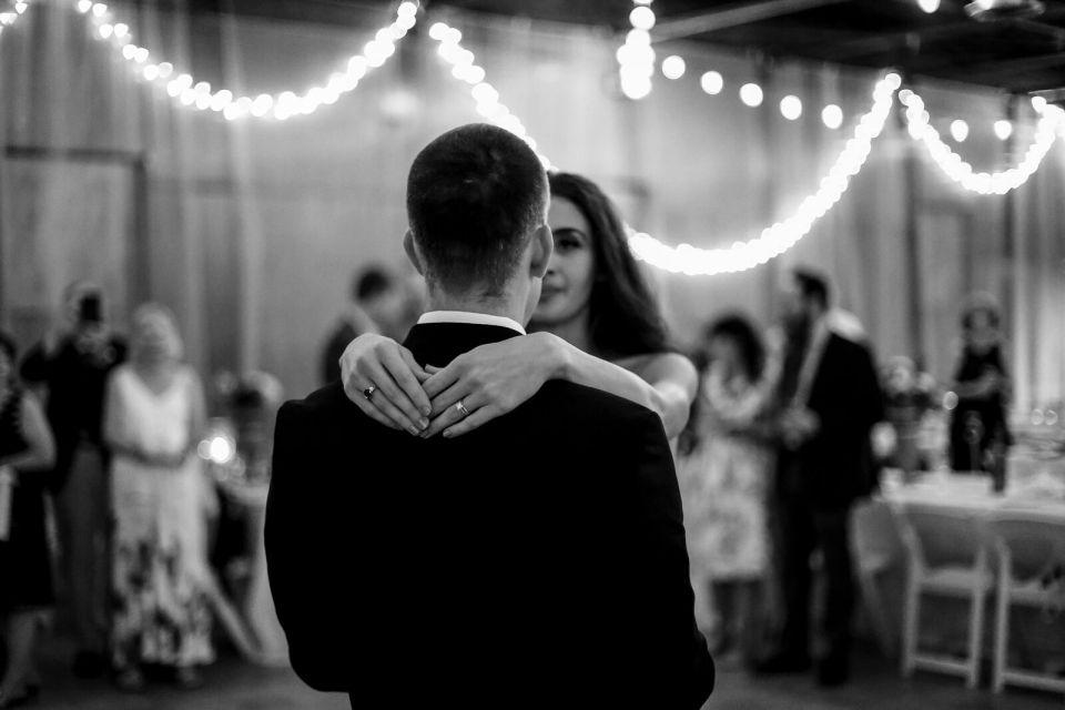 spirit pittsburgh pa wedding first dance photo