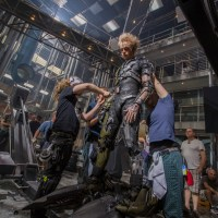 40 Behind the Scenes pics from The Amazing Spider-Man 2