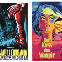 The foreign posters of Hammer