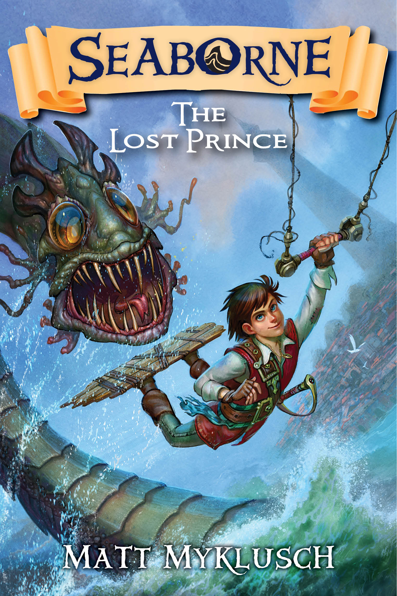 Image result for SEABORNE THE LOST PRINCE