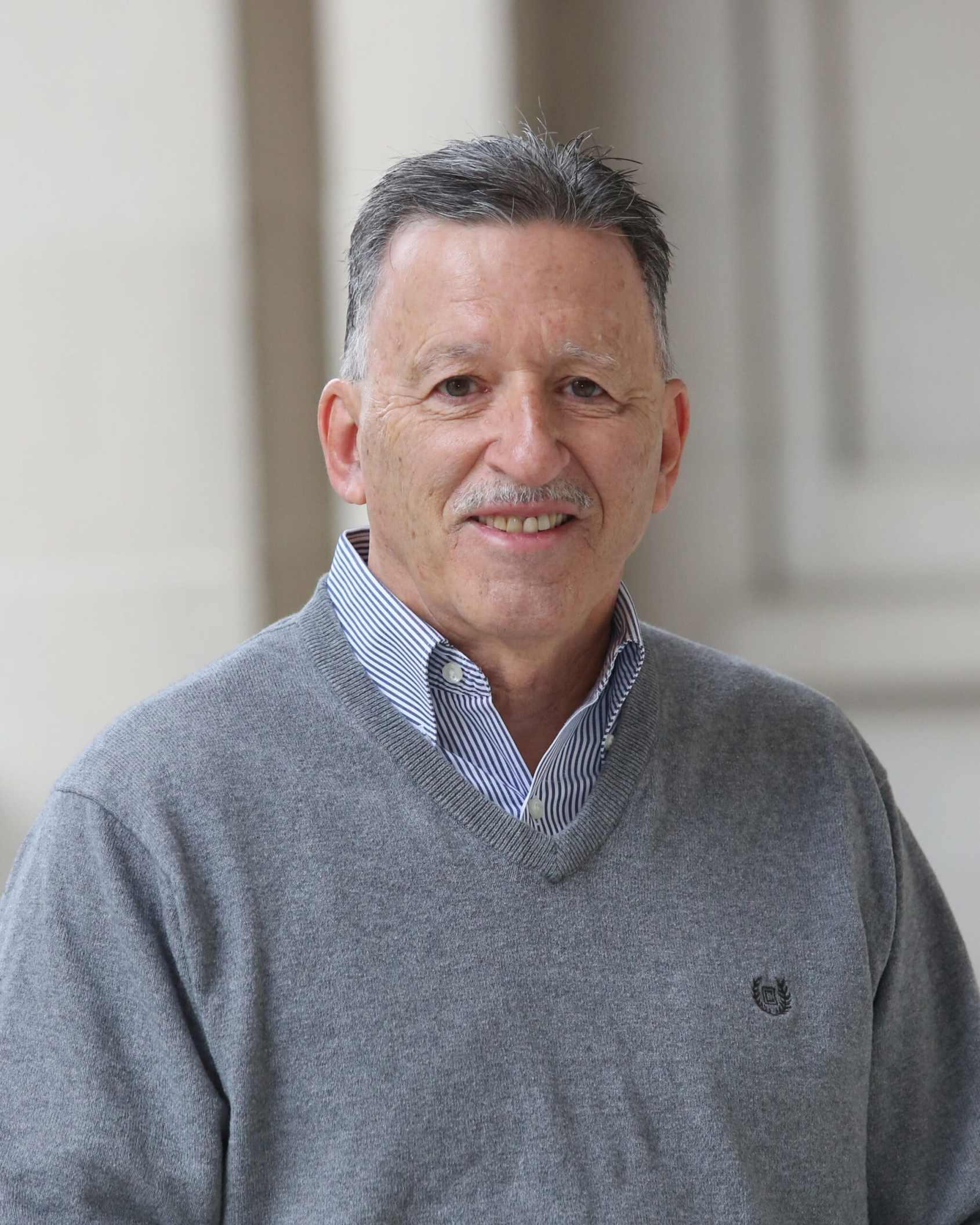 Portrait picture of Mayor Rick Hall
