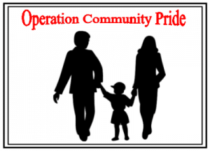 Operation Community Pride logo