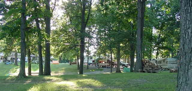 Campground in Matoon IL