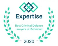 Expertise.com Best Criminal Defense Lawyer in Richmond 2020