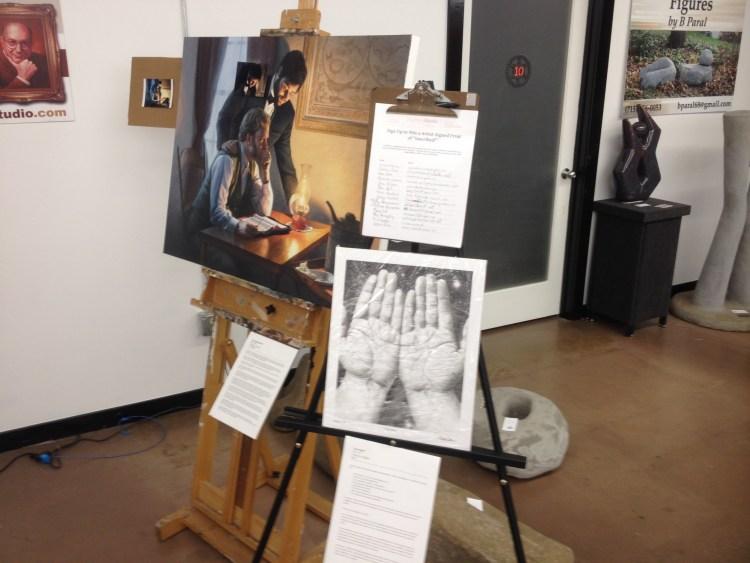 Artisan Market at Artisan Forge Studios, Eau Claire, WI, October 29, 2016