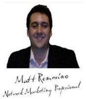 Network Marketing mlm signature