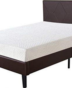 Quick View Mattresses Olee Sleep 8 Inch 4 Layer Air Ventilation Memory Foam Mattress Twin 08fm01t 129 00