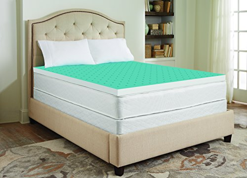 Sharper Image 3 Cool Gel Memory Foam Mattress