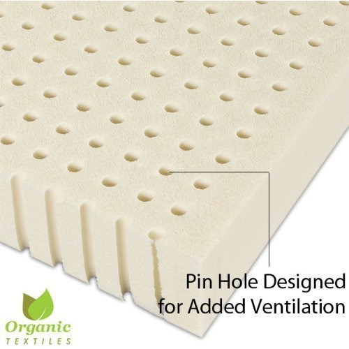 All Natural Latex Non Blended Extra Firm Mattress