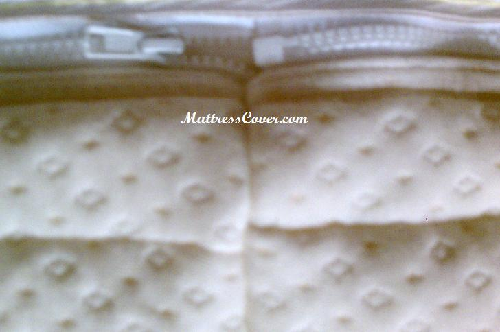 pillow top cover foam latex