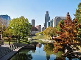 Omaha, Nebraska scenery