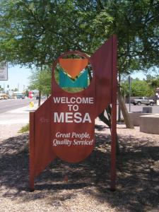 Mesa, Phoenix