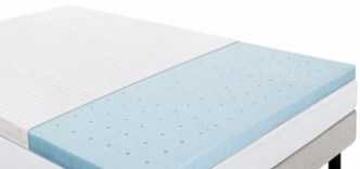 Infused Foam Mattress Topper