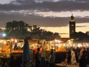 Jemaa el Fna market, Marrakesh