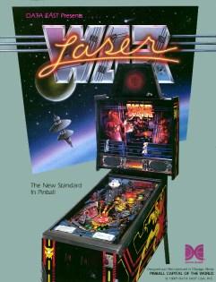 Laser War Flyer