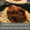 Slimming World Diet Fanta Chicken (Syn Free) - insta